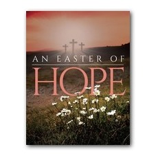 Easter Hope Daisy InviteCard