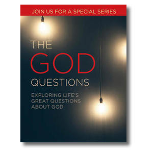 God Questions InviteCards