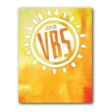 VBS Sunny InviteCard