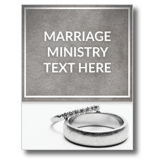 Marriage Text Box InviteCard