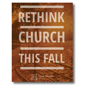 Rethink Church ImpactMailers