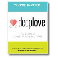 Deep Love InviteCard