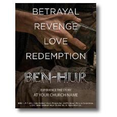 Ben Hur InviteCard