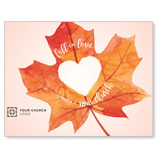 Heart Leaf InviteCard