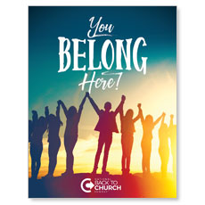 BTCS You Belong Here InviteCard