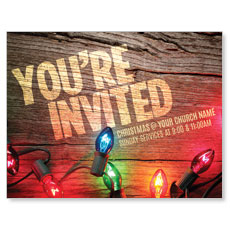 Invited Christmas Lights