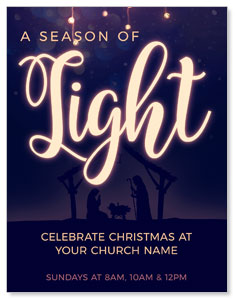 Season of Light ImpactMailers