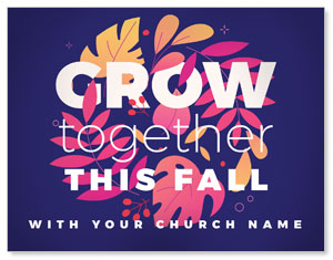 Grow Together Fall ImpactMailers