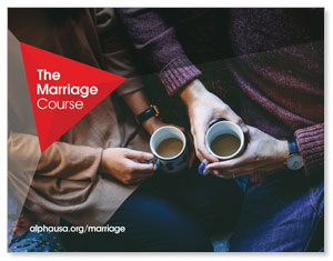 Alpha Marriage Course Coffee ImpactMailers