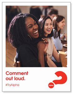 Alpha Comment Out Loud ImpactMailers