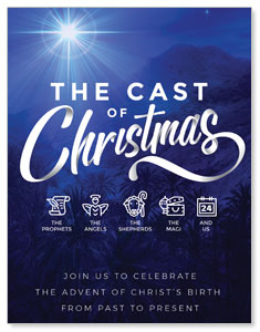 The Cast of Christmas ImpactMailers