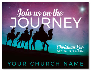 Wise Men Christmas Journey ImpactMailers
