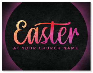 Easter Color Tomb ImpactMailers