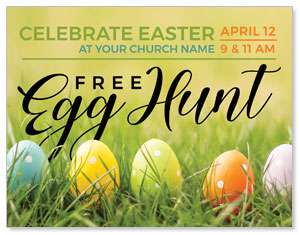 Free Easter Egg Hunt ImpactMailers