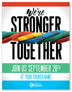 BTCS Stronger Together ImpactMailers