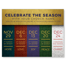 Celebrate The Season Advent