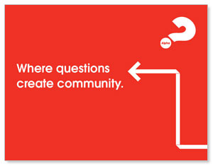 Alpha Arrow Create Community Red ImpactMailers