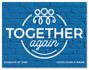 Together Again Circle ImpactMailers