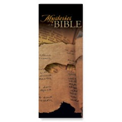 Mysteries of the Bible InviteTicket