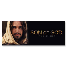 Son of God Who is He? Invite Ticket