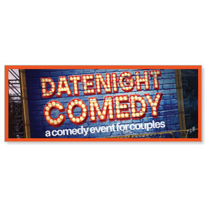 Date Night Comedy InviteTickets