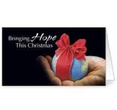 Hope for Christmas InviteCard