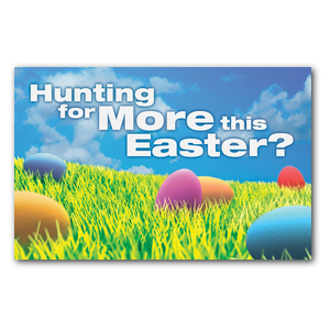 Easter Hunt InviteCards