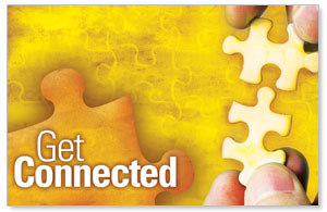 Get Connected InviteCards