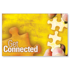 Get Connected InviteCard