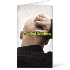 The God Questions InviteCard