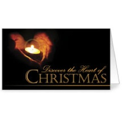 Heart of Christmas InviteCard