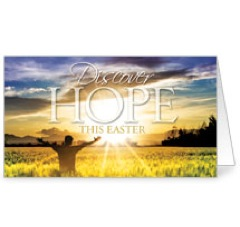 Easter Hope Field InviteCard