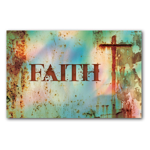 Renewed Faith InviteCards
