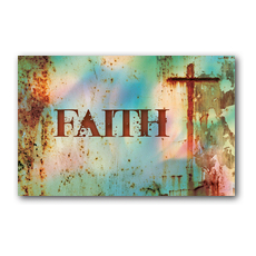 Renewed Faith InviteCard