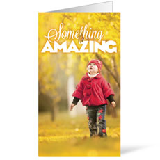 Something Amazing InviteCard