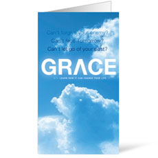Learn Grace Invite Card