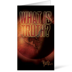 The Truth Project Invite Card