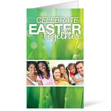 Easter Together InviteCard
