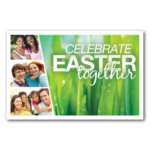 Easter Together InviteCards