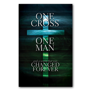 One Cross InviteCards