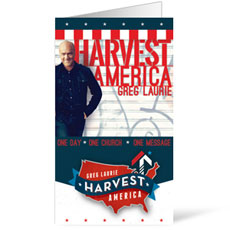 Harvest America 2014 InviteCard