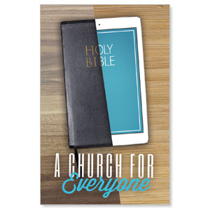 A Church for Everyone InviteCards