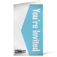 Place to Connect Welcome InviteCard