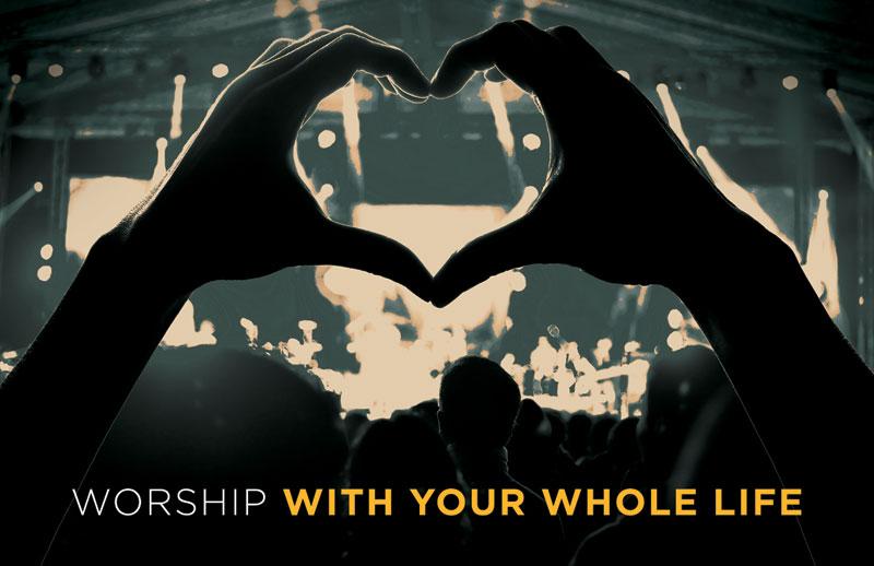 Worshiper Heart IV