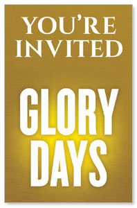 Glory Days InviteCards