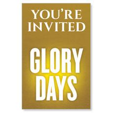 Glory Days InviteCard