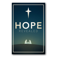 Hope Revealed InviteCard