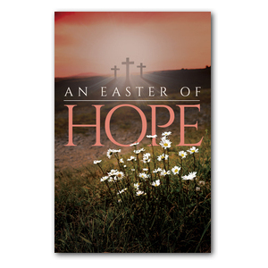 Easter Hope Daisy InviteCards