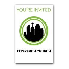 CityReach InviteCard