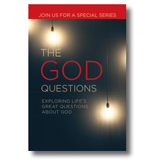 God Questions InviteCard